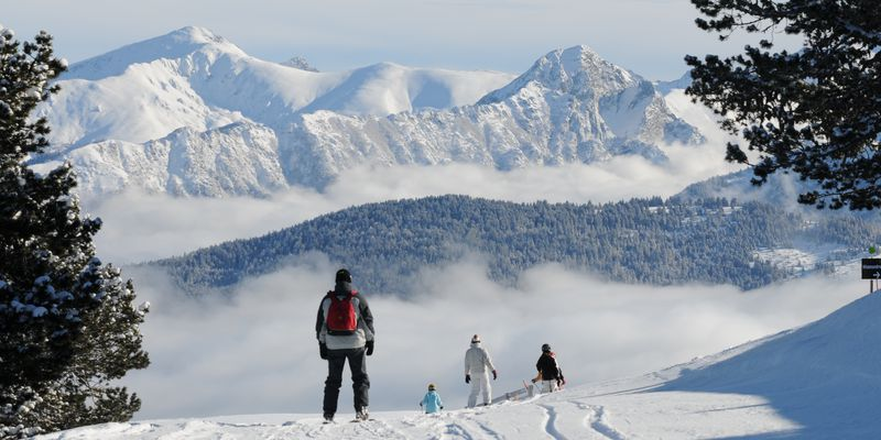 ax 3 domaines, ski, sejour, vallees d'ax, ariege, pyrenees