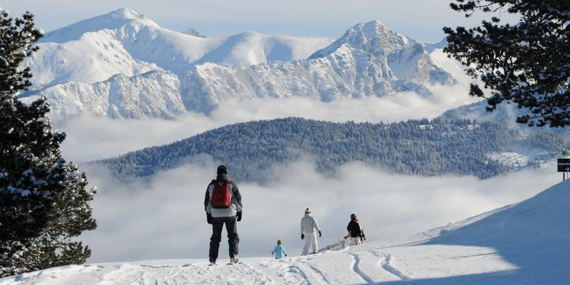 ax 3 domaines, ski, vallees d'ax, ariege, pyrenees